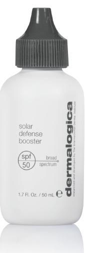 Solar defense booster SPF 50