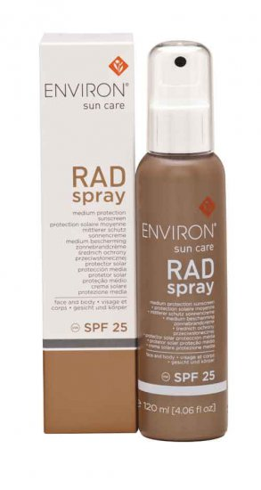 Spray RAD SPF 25