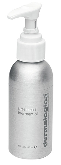 Stress Relief Treatment Oil