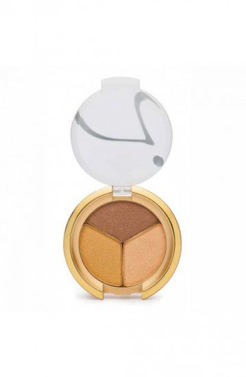 Potrójne cienie PurePressed Eye Shadow Jane Iredale