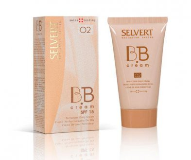 Selvert Thermal - Krem BB 2 - Ciemny
