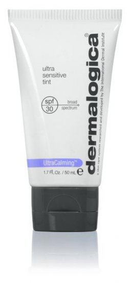 Ultra sensitive tint spf30