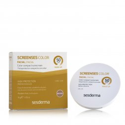 SCREENSES COMPACTO SPF 50 BROWN
